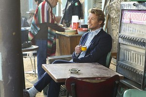 The Mentalist - Episode 6.13 - Black Helicopters - Promotional foto-foto