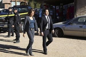 The Mentalist - Episode 6.13 - Black Helicopters - Promotional Fotos