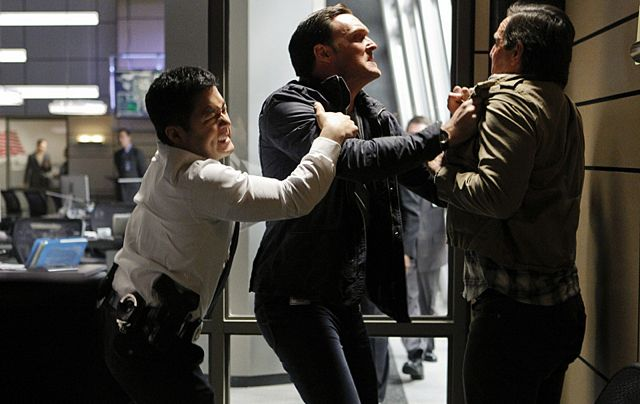 """The Mentalist 6x15 """"White as the Driven Snow"""" Promotional Pictures"""