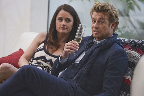 """The Mentalist 6x16 """"Violets"""" - Promotional 照片"""