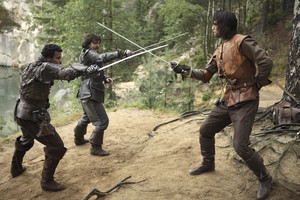 The Musketeers - Episode 9