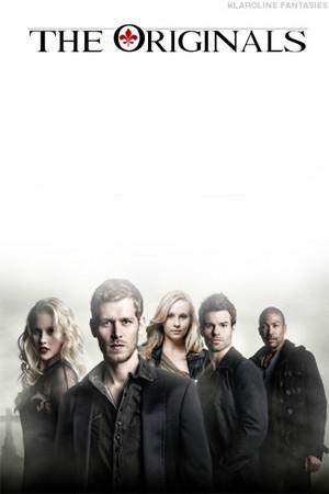 The Originals (With Caroline, Excluding Hayley)