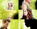 """Kill a demon today, face the Devil tomorrow. Count me in."" - the-originals-tv-show fan art"