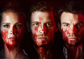 The Originals Siblings - the-originals-tv-show fan art