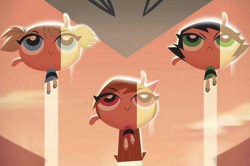 The Powerpuff Girls wallpaper called PPG New Style
