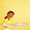 Tiana in Yellow