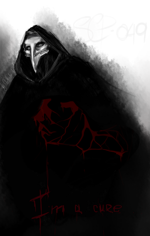 SCP-049 (Plague Doctor)