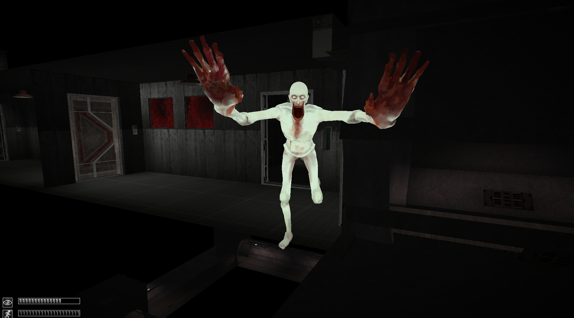 SCP-096 in SCP: Containment Breach