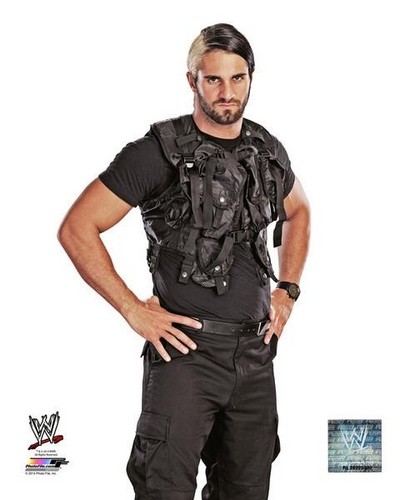 The Shield (WWE) images Seth Rollins wallpaper and ...