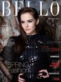 Zoey for BELLO magazine - the-vampire-academy-blood-sisters photo
