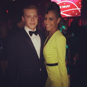 Cameron and Dominique Academy Awards Viewing Party