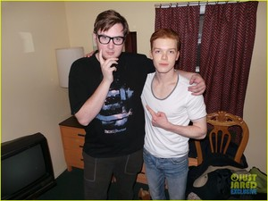 Cameron Monaghan: JJ Spotlight of the Week 防弹少年团 Pictures