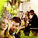 Klaus and Caroline - the-vampire-diaries-tv-show icon