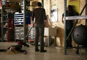 The Vampire Diaries - Episode 5.17 - Rescue Me - Promotional foto's