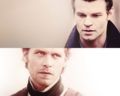 Klaus and Elijah - the-vampire-diaries-tv-show fan art