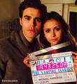 Nina and Paul - the-vampire-diaries-tv-show photo