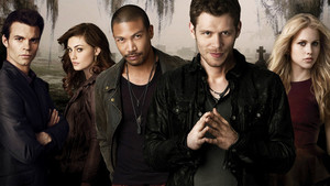The Originals TV mostrar poster