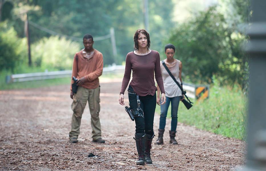 The Walking Dead - Season 6, Episode 3 - Rotten Tomatoes