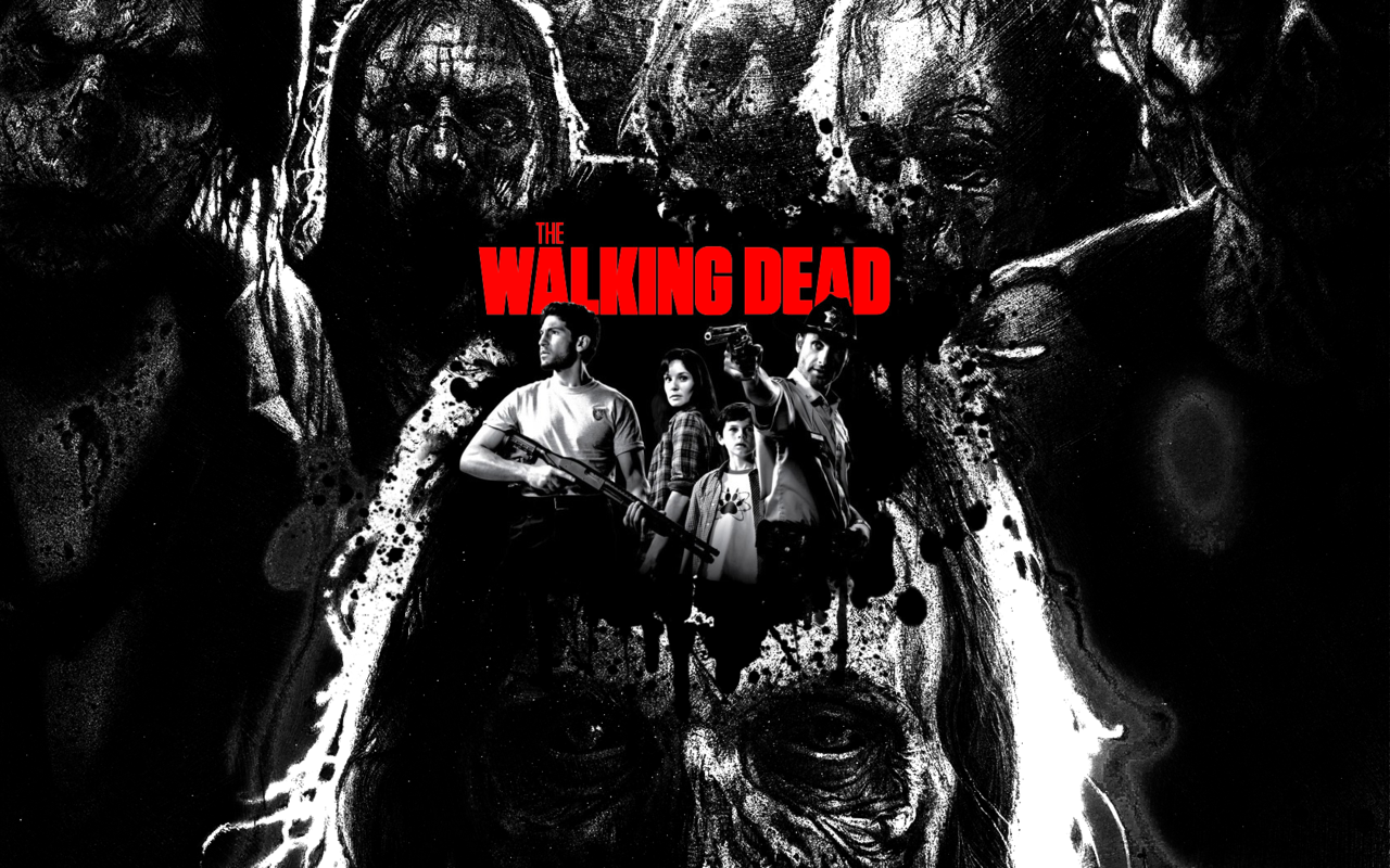 The Walking Dead - The Walking Dead Wallpaper (36705274 ...