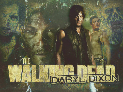 The Walking Dead wallpaper with anime entitled The Walking Dead