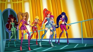 Winx in stimulator outfit