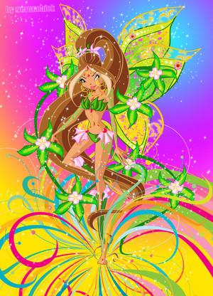 flora fairy