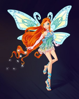 bloom fairy