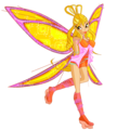 winx stella  - the-winx-club fan art