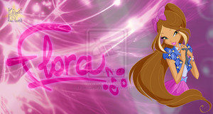 Flora: Season 6 hình nền