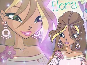 Flora: Season 6 Wallpaper