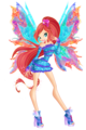 Bloom Mythix - the-winx-club fan art