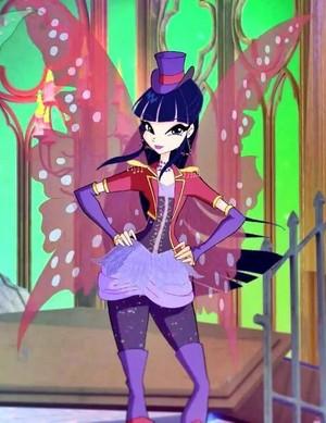 Musa~ Season Six Outfit