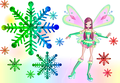 Winx Club Roxy - the-winx-club wallpaper
