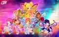 Winx Chibi - the-winx-club wallpaper