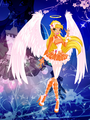 Stella ~ Lady AngelWinx - the-winx-club fan art