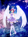 Tecna ~ Lady AngelWinx - the-winx-club fan art