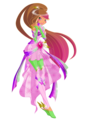 Flora Zeterise  - the-winx-club fan art