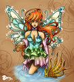 Winx Bloom - the-winx-club fan art