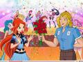 Bloom and Sky - the-winx-club photo