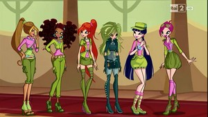 The Winx and Selina~ Season Six