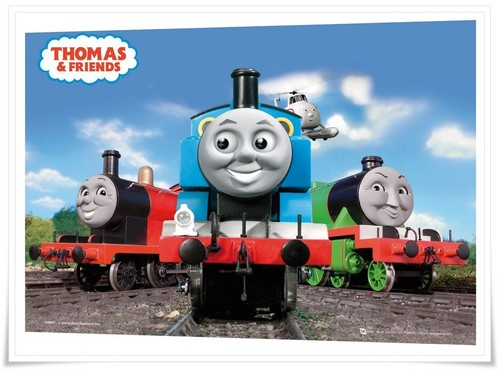 Thomas The Tank Engine Wallpaper Called