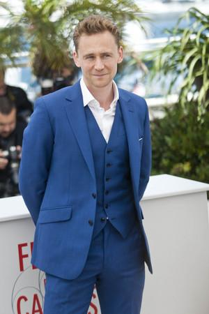 Tom attends 'Only Kekasih Left Alive' Photocall - Cannes 2013