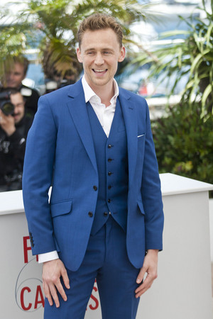 Tom attends 'Only 恋愛中 Left Alive' Photocall - Cannes 2013