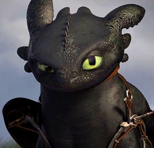 Toothless HTTYD 2