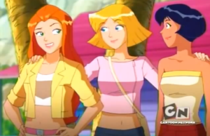 Totally Spies Sam