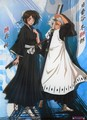 Toushiro Hitsugaya and Momo Hinamori - toushirou-hitsugaya photo