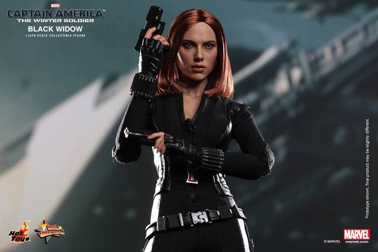 Amazoncom BLACK WIDOW Scarlett Johansson  Captain