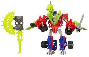Optimus Prime and Gnaw