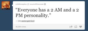 - Tumblr -