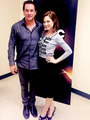 Tyler Christopher & Rebecca Herbst - general-hospital photo